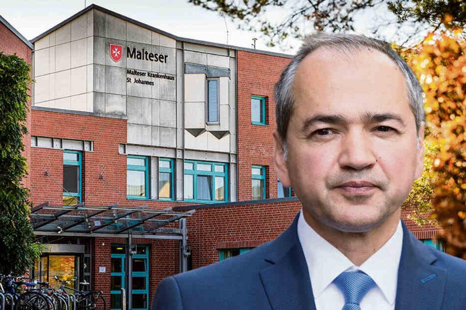 Malteser wollen Kliniken in Sachsen verkaufen