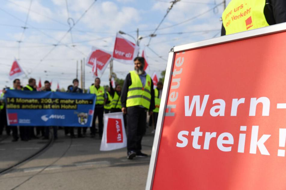 Warnstreik bei U-Bahn, Tram und Bus in München: Das ist die aktuelle Lage
