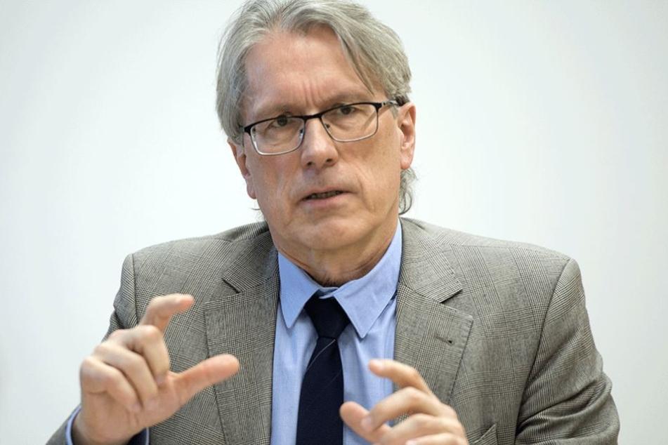 Finanzsenator Matthias Kollatz-Ahnen (SPD).