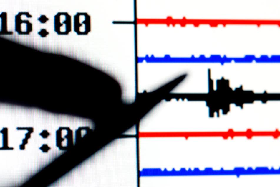 In Sondershausen gab es an Weihnachten ein Mini-Erdbeben. (Symbolbild)