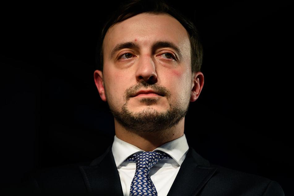 Der CDU-Generalsekretär Paul Ziemiak hat sich auf Twitter gleich mehrfach zu Wort gemeldet.