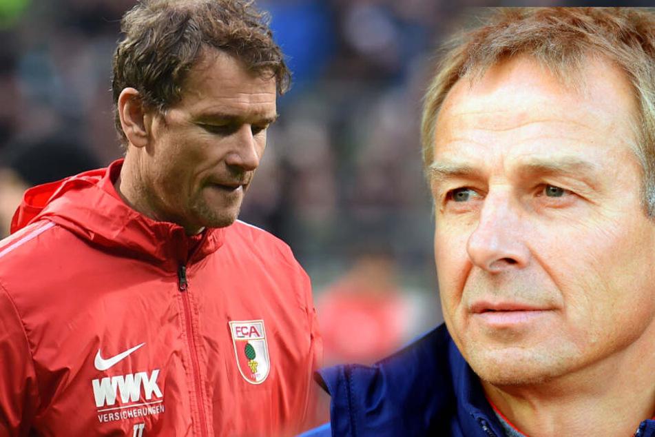Jürgen Klinsmann (r.) ersetzt Jens Lehmann (l.) bei RTL als TV-Experte. (Fotomontage)