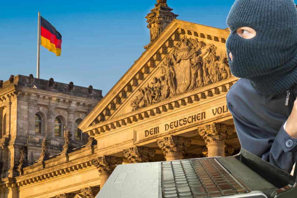 Der Cyber-Sicherheitsrat Deutschland mahnte einen Ausbau der Cyberabwehrkapazitäten an. (Bildmontage)