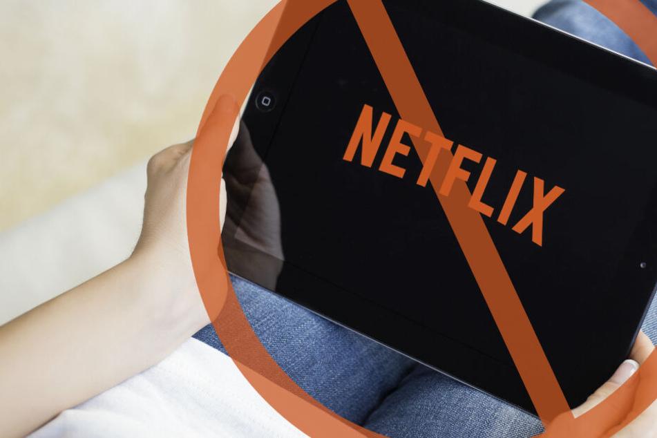 Störung bei Netflix! Fehlermeldung beim Einloggen