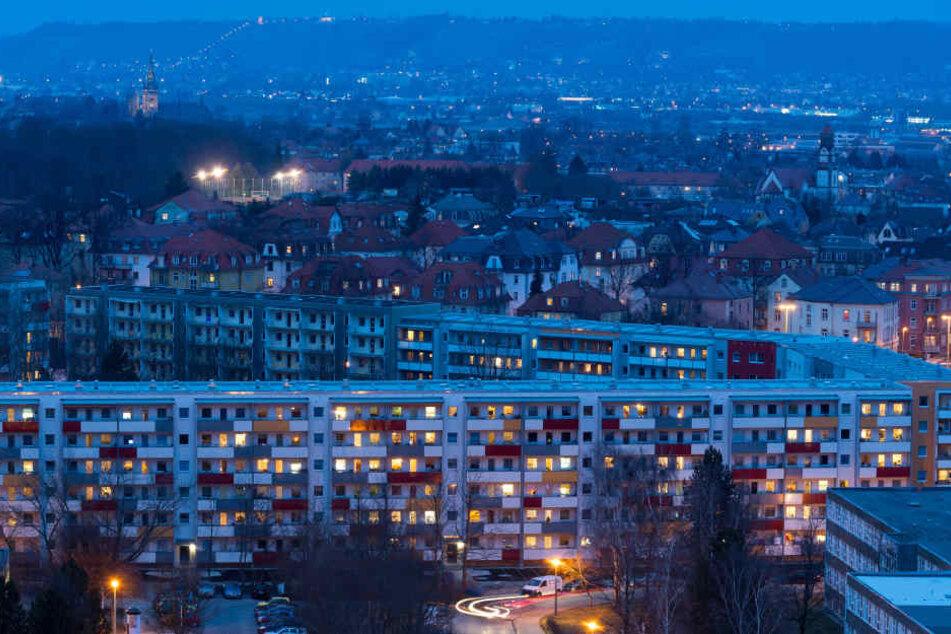 Der Großvermieter besitzt in Dresden etwa 38.500 Wohnungen.