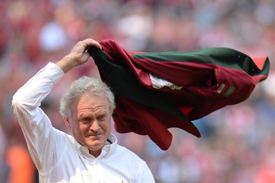 Sepp Maier ist eine absolute Legende des deutschen Fußballs.