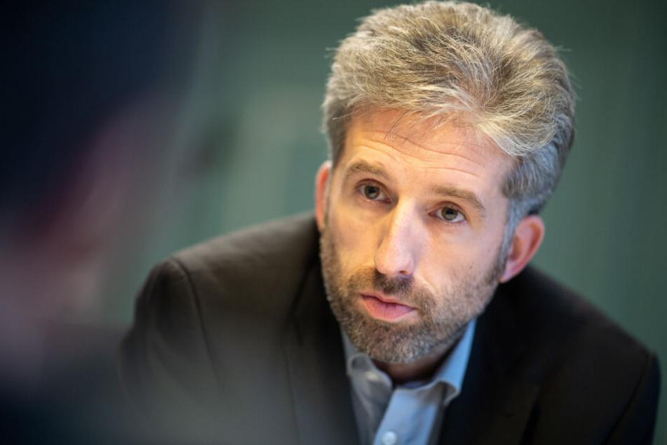 """Bestätigt für den Spiegel-Journalisten """"Rassisten in ihrem Rassismus"""": Boris Palmer."""