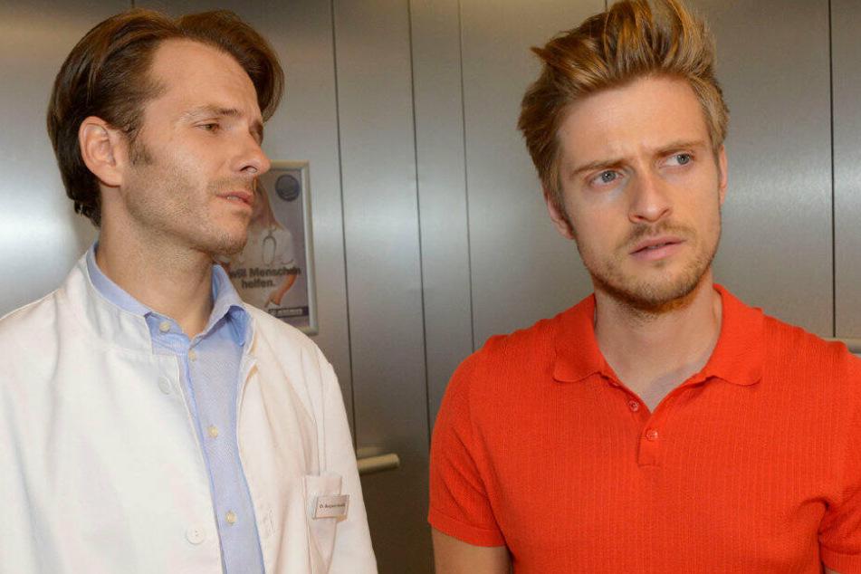 Philip Höfer erfährt von Dr. Benedikt die Wahrheit.