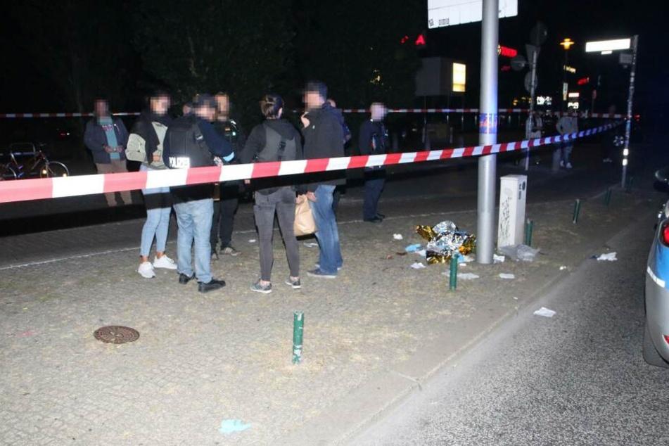 Bei einer Attacke an der Oberbaumbrücke wurde ein Mann lebensgefährlich verletzt.