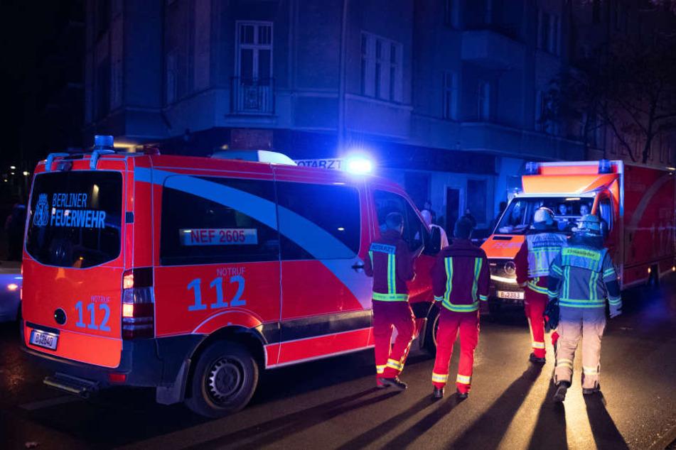 Bei einer Schießerei in Berlin-Gesundbrunnen kam eine 23 Jahre alte Frau ums Leben.
