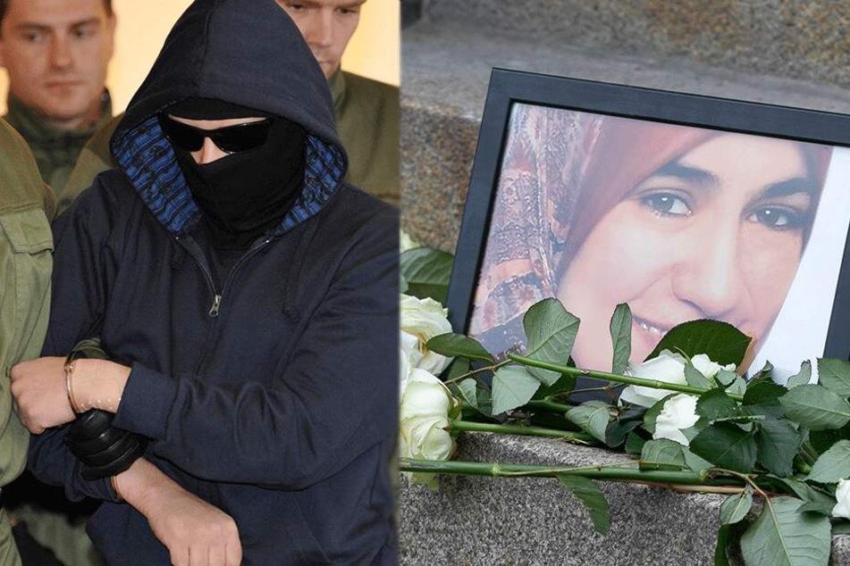 Dresden: Vor zehn Jahren erschütterte Sachsen ein grausames Verbrechen: Der Tag, an dem Marwa starb