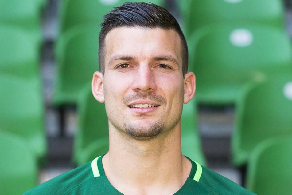 Jerome Gondorf wechselte vor der Saison vom SV Werder Bremen zum SC Freiburg.