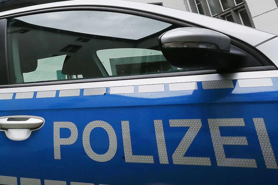 Die Polizei konnte zum Glück nur leicht verletzte Personen feststellen.