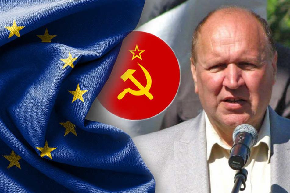 Innenminister vergleicht EU mit Sowjetunion