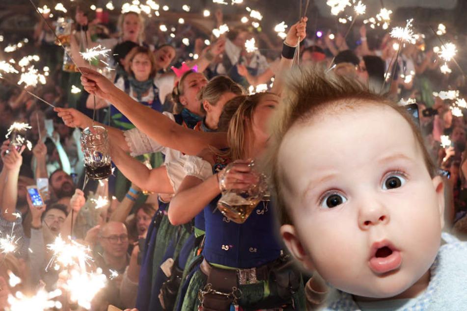 Neun Monate später: Gibt es mehr Babys nach der Wiesn?