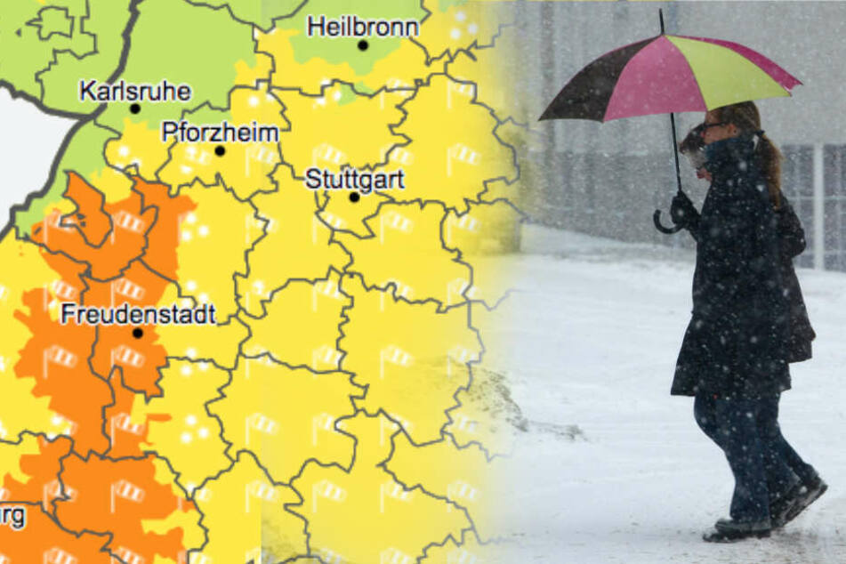 Regenschirm und eine dicke Jacke, ohne das sollte man am Wochenende nicht aus dem Haus gehen. (Symbolbild)