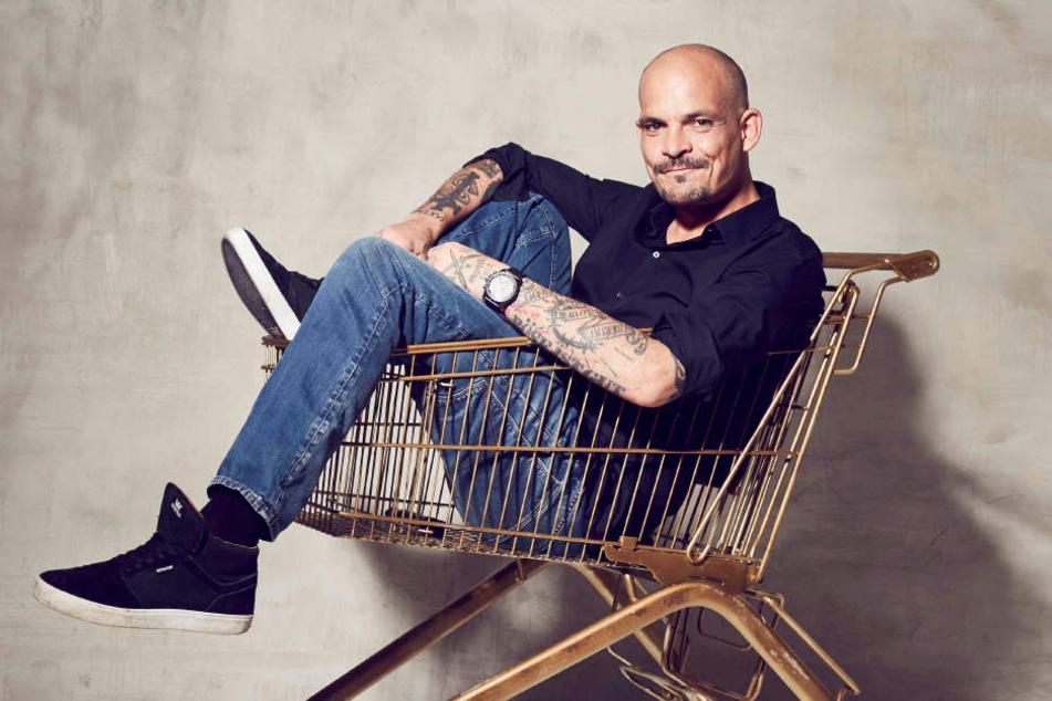 Ben Tewaag (40).