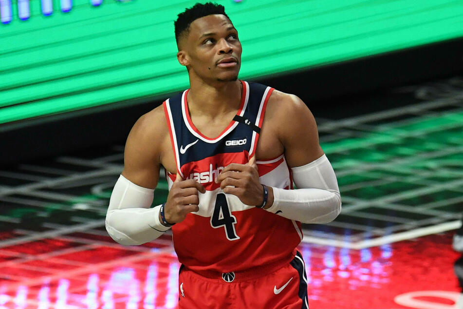 Russell Westbrook scored his 179th career triple-double, but fell short to the Bucks 135-134 on Wednesday night