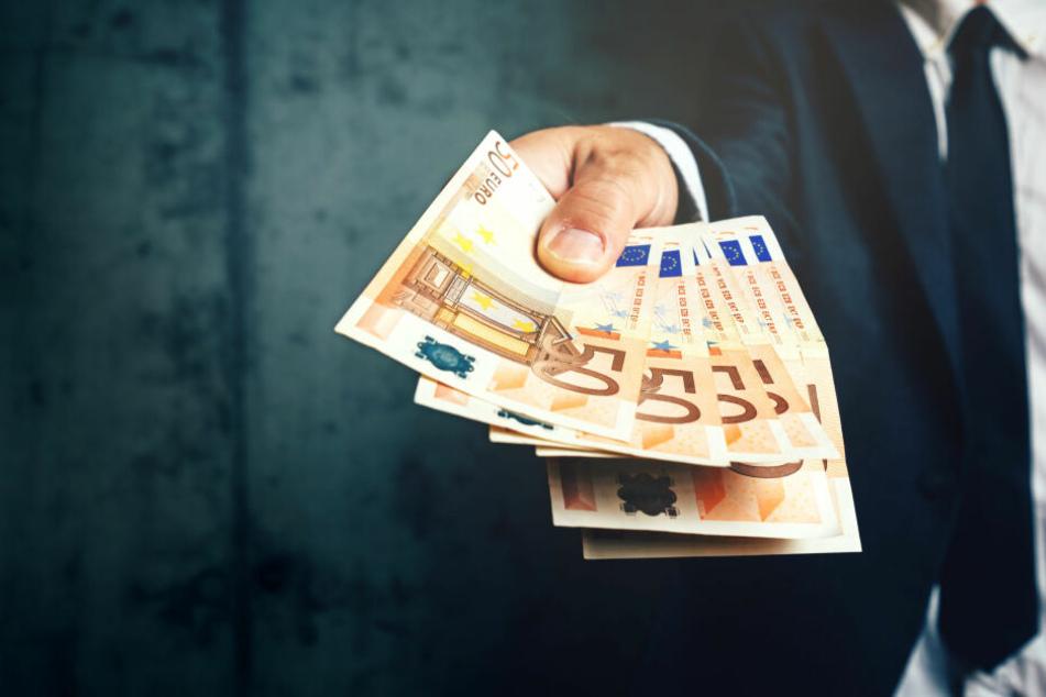 Sachsen verdienen unter dem Durchschnitt
