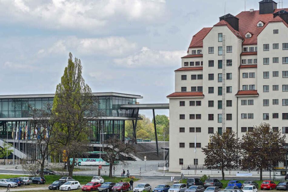 Am Donnerstagabend musste das Dresdner Congress Center nach einer Bombendrohung evakuiert werden.