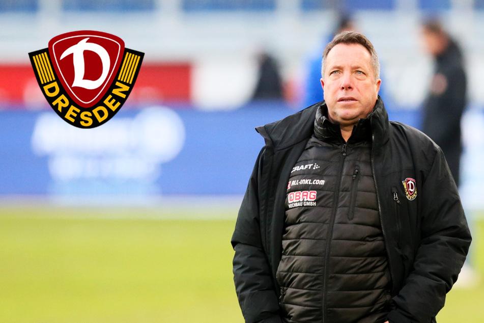 """Dynamo-Coach Kauczinski wegen möglicher Vertragsverlängerung gelassen: """"Habe Dresden lieben gelernt"""""""