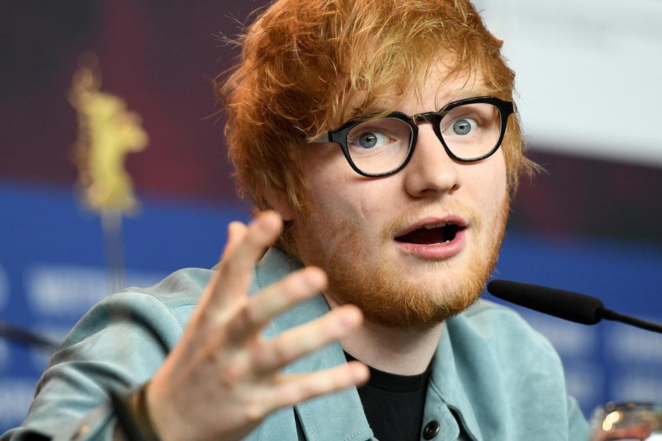 Frische musikalische Töne von Ed Sheeran gibt es im Juli. Dann erscheint sein neuestes Album.