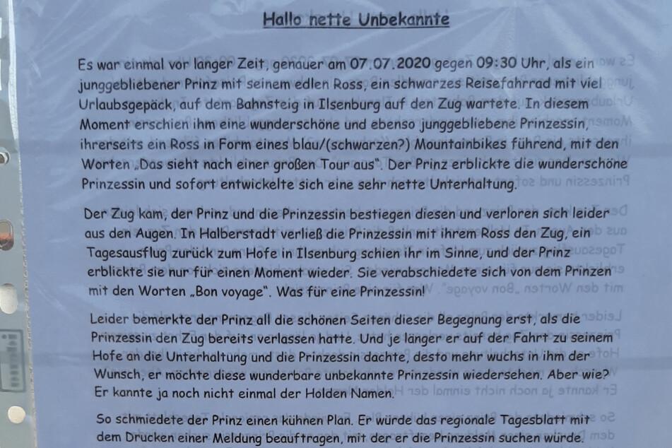Bundespolizei als Amor: Süßer Liebesbrief überrascht Beamte auf Streife