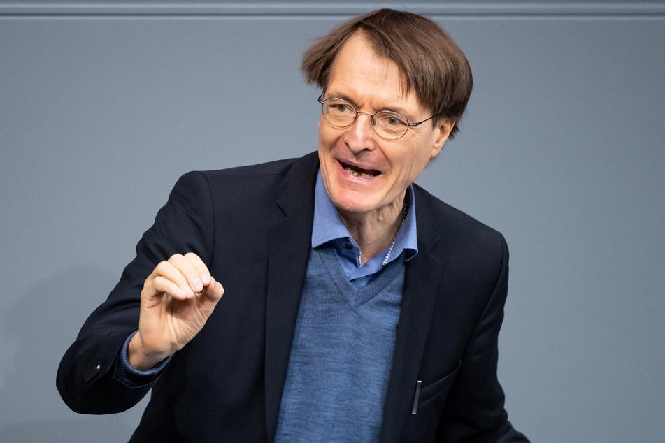 Karl Lauterbach, Gesundheitsexperte der SPD, kritisiert das Beherbergungsverbot.