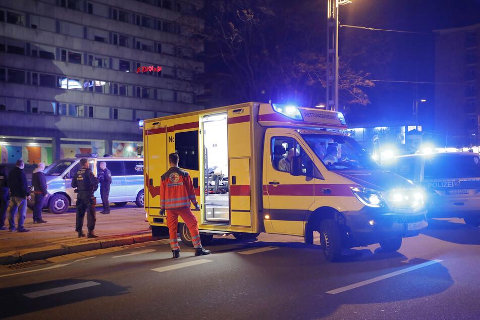 Chemnitz: Chemnitz: Mehrere Verletzte bei Schlägereien in der City