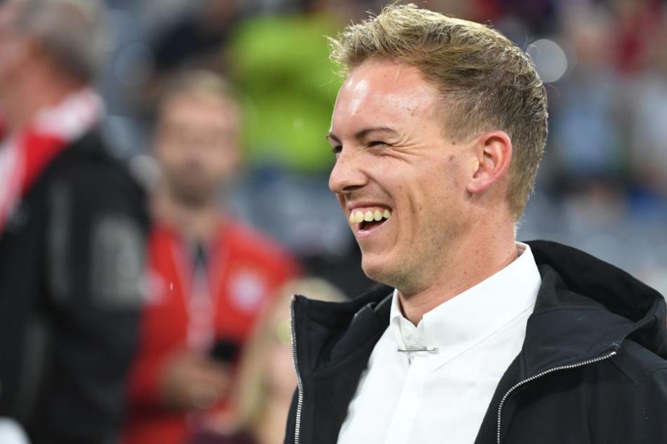 Am Samstag trifft TSG-Hoffenheim-Trainer Julian Nagelsmann (31) auf die Mannschaft, die er ab 2019 trainieren soll: RB Leipzig.