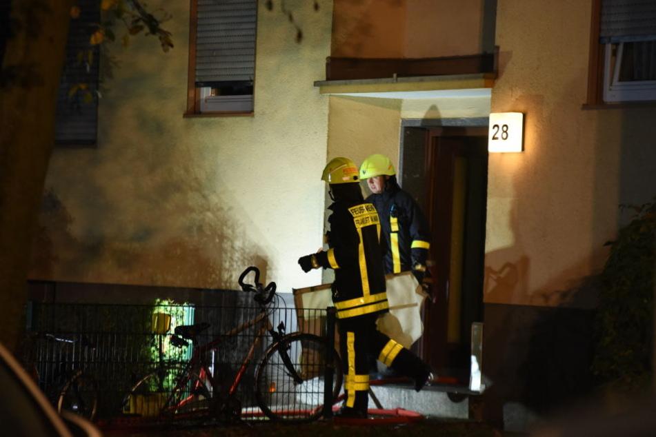 Zeugen in Fechenheim berichteten von einer Explosion.