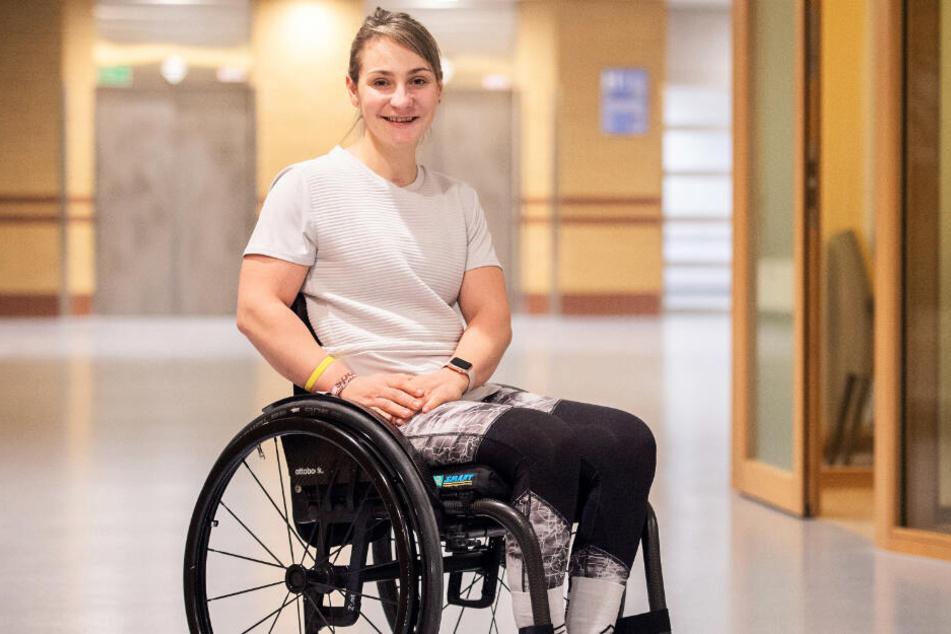 Das Foto aus dem Dezember 2018 zeigt die ehemalige Bahnradsportlerin Kristina Vogel.