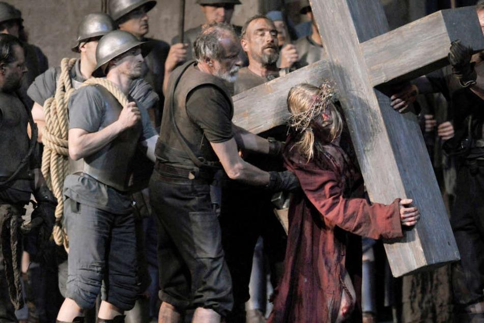Jesus von Oberammergau könnte ein Muslim sein