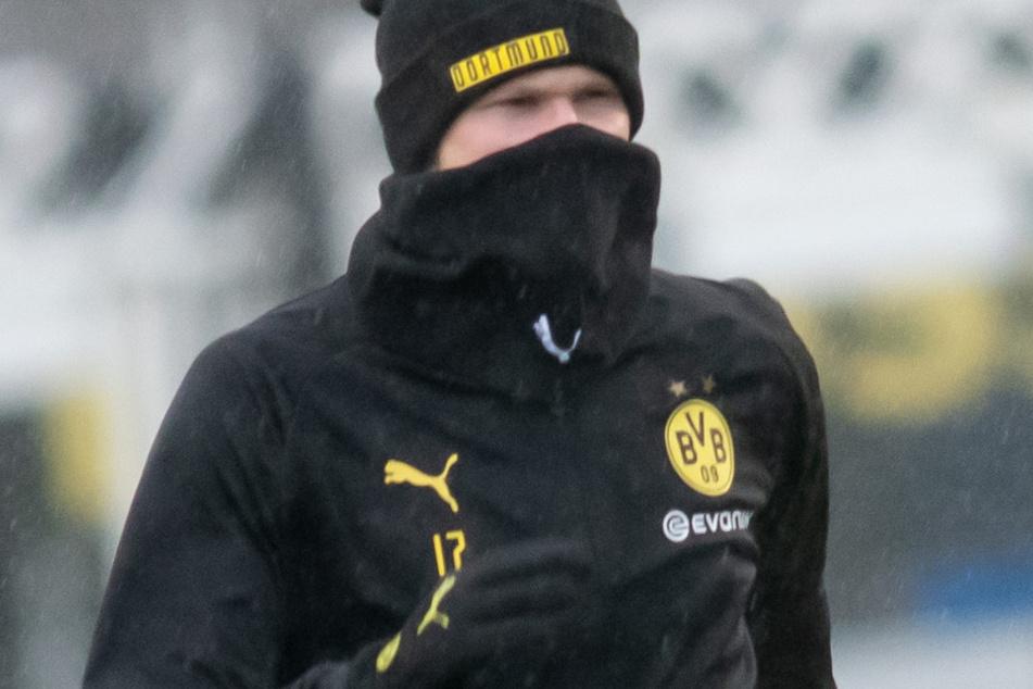 Beim BVB läuft das Training in Zweiergruppen ab.