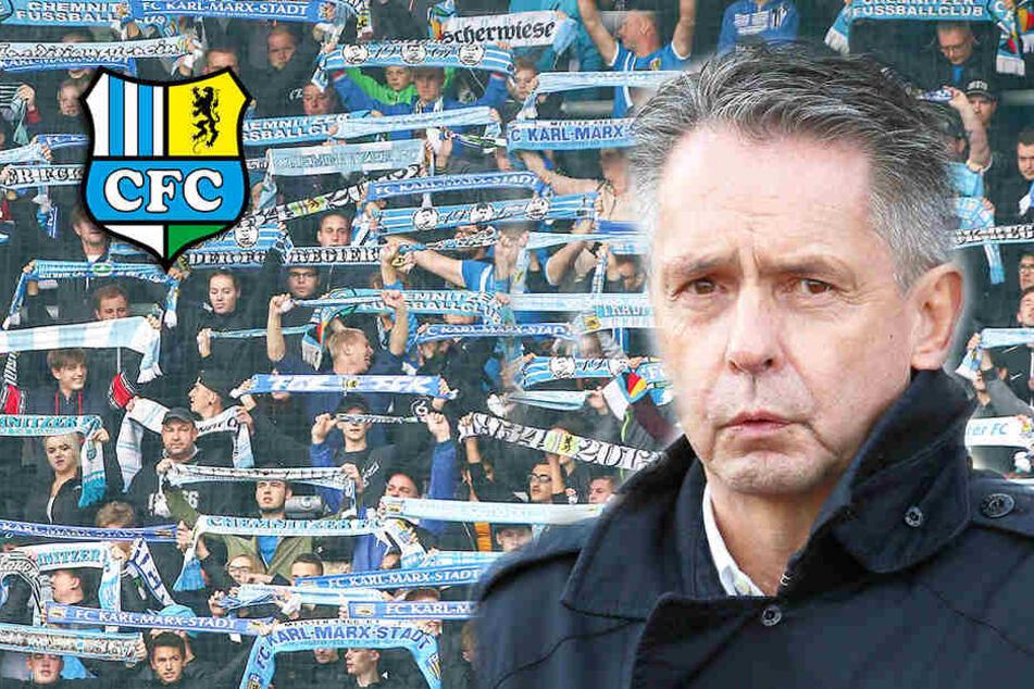 Ralf Rombach trat erst im vergangenen November bei Rot-Weiß Erfurt zurück, weil er mit der Ausgliederung einer Profiabteilung scheiterte.