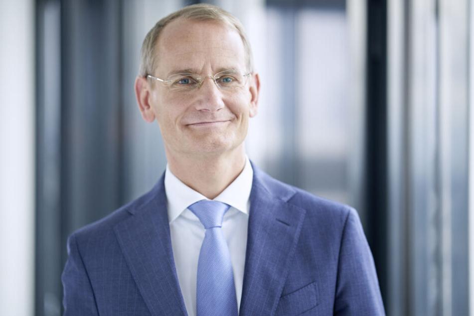 Der designierte LEG-Chef Lars von Lackum (43) stellte die Pläne seines Unternehmens am Montag vor.