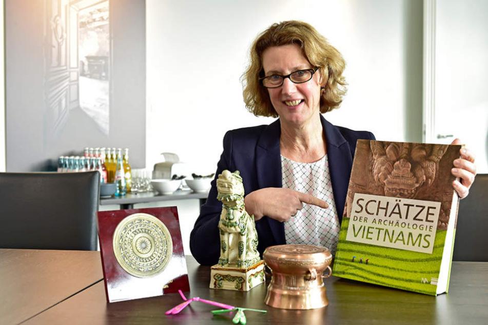 Ab März gibt es im SMAC rund 400  historische Objekte aus Asien zu bestaunen.