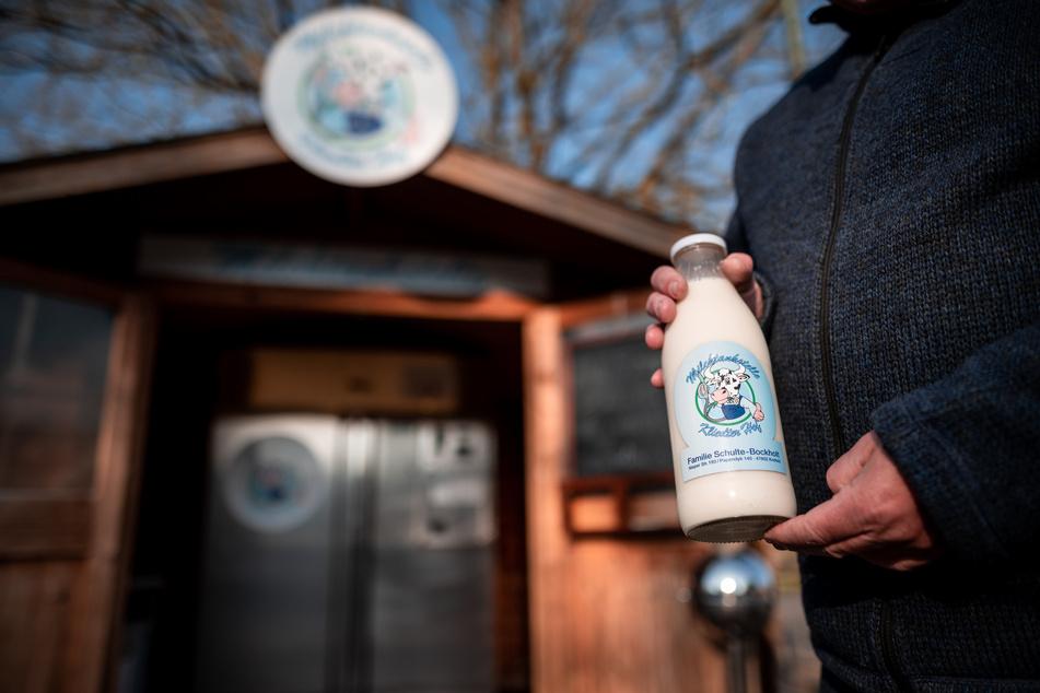 Bundesweiter Boom: Kunden greifen häufiger zu Bio- und Weidemilch