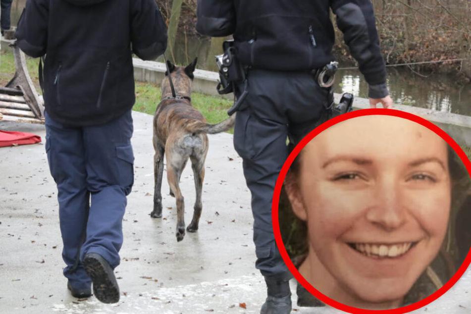 Sucheinsatz in Halle: Neue Spur im Fall der vermissten Yolanda K.?
