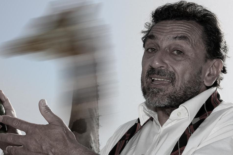 Olaf Böhme starb nach langer Krankheit im Alter von 66 Jahren.