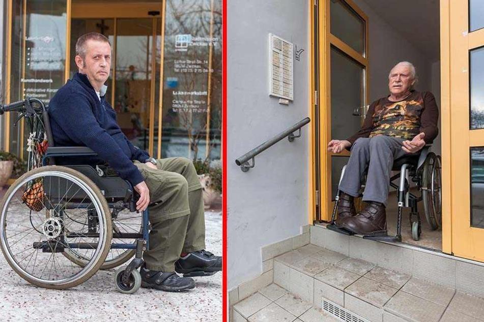 Fies: Diebe klauen Behinderten ihre Rollstühle