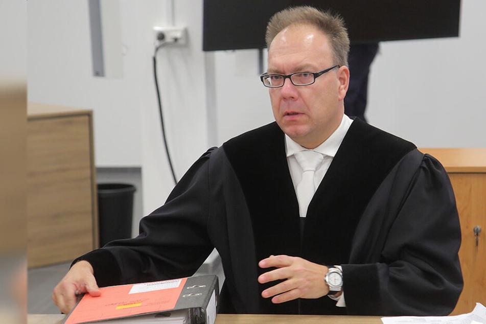 Staatsanwalt Stephan Butzkies.