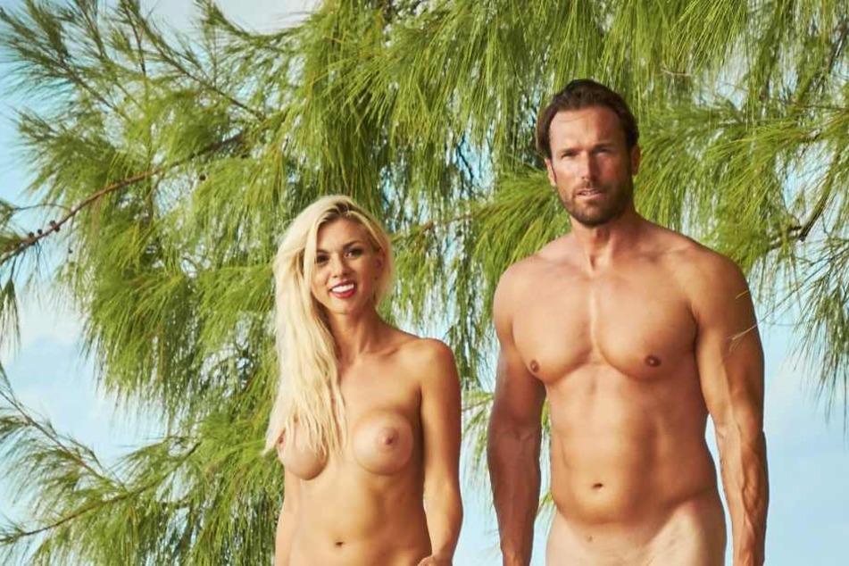 """Natalia Osada und Bastian Yotta sollen auch nach """"Adam und Eva"""" noch verliebt sein."""