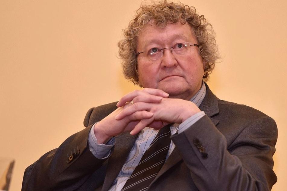 Werner Patzelt (65).
