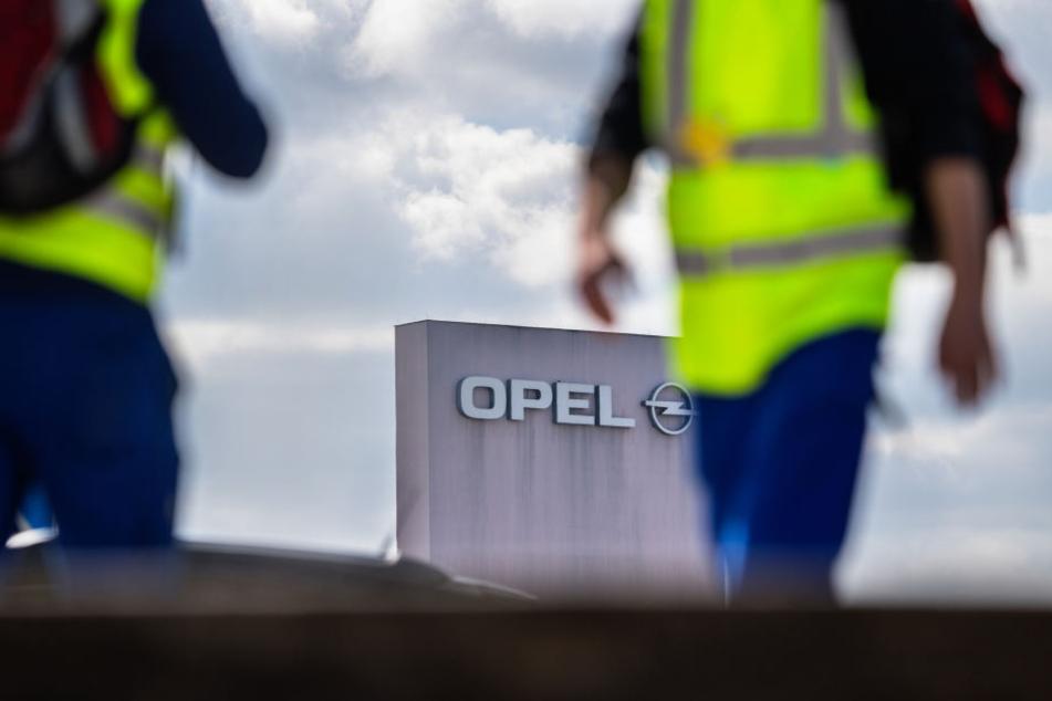 Automobilindustrie Wohl sechs Monate Kurzarbeit bei Opel in Rüsselsheim