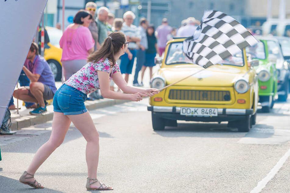 Herrliches Wetter und beste Laune: So schön war die Cabrio Rallye
