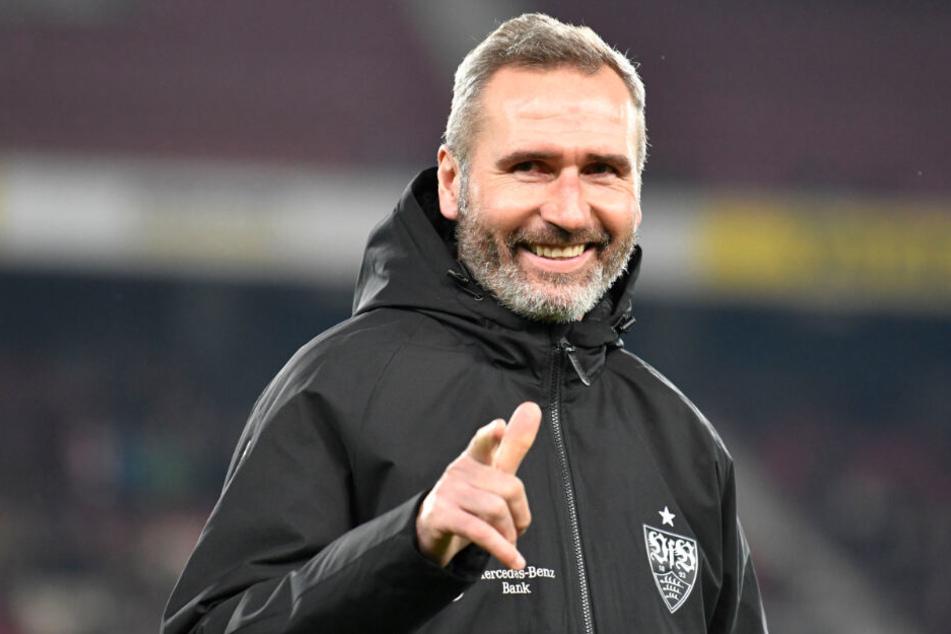 Bleibt Tim Walter beim VfB oder nicht?