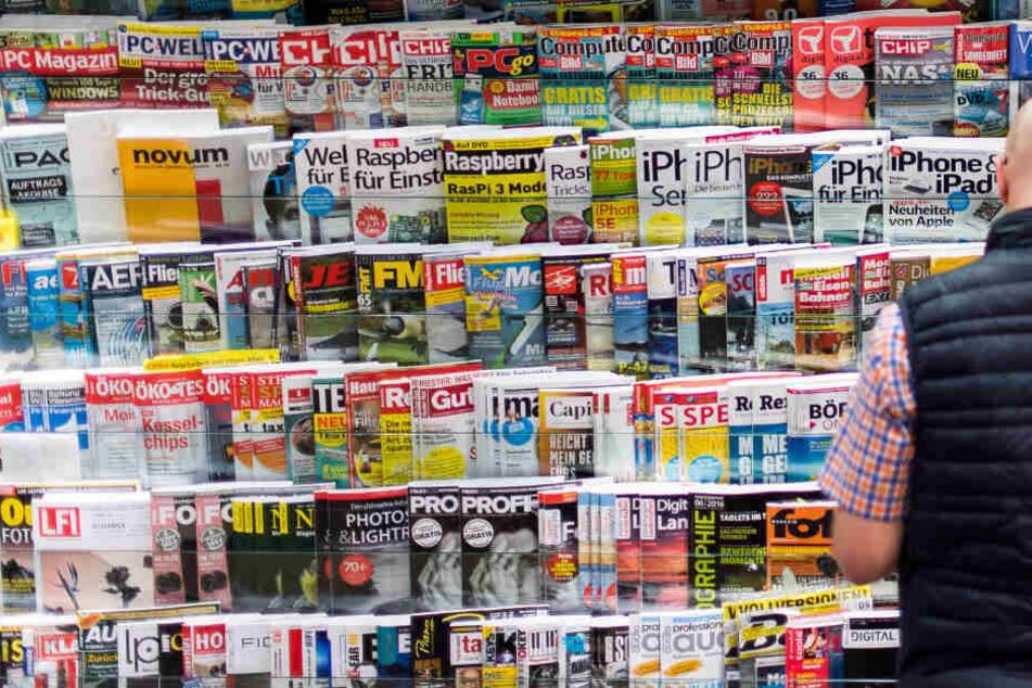 Der Sprintmarkt ist nicht mehr lukrativ, der Verlag Condé Nast muss umstrukturieren.