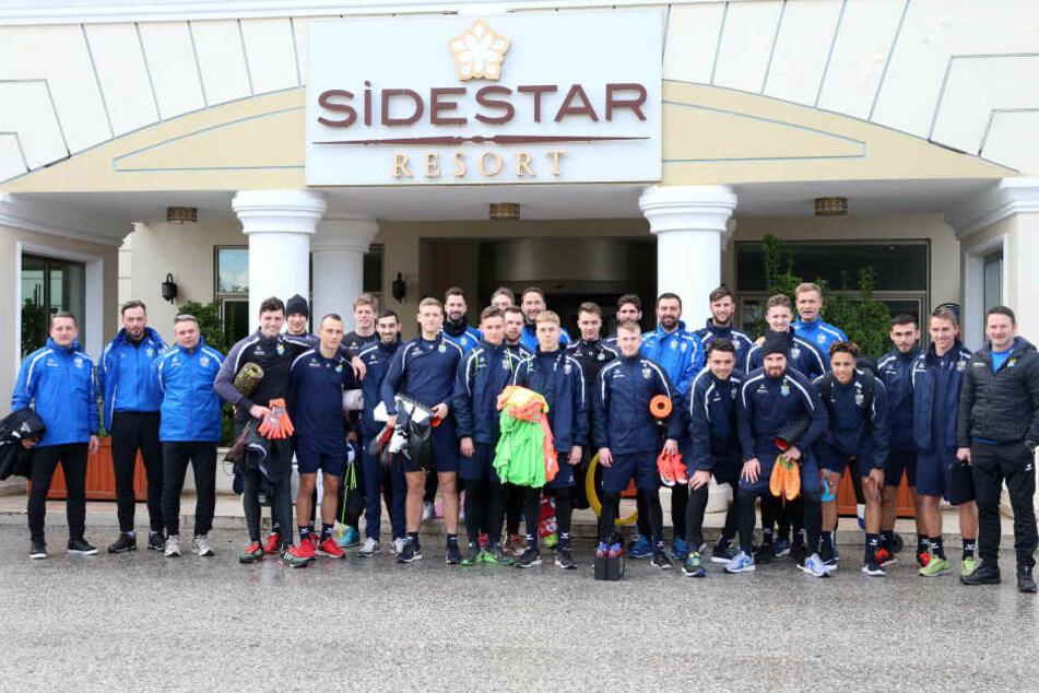 Das Sidestar Resort, in dem der CFC in diesem Jahr zehn Tage lang zu Gast waren, ist ebenfalls in der engeren Auswahl.