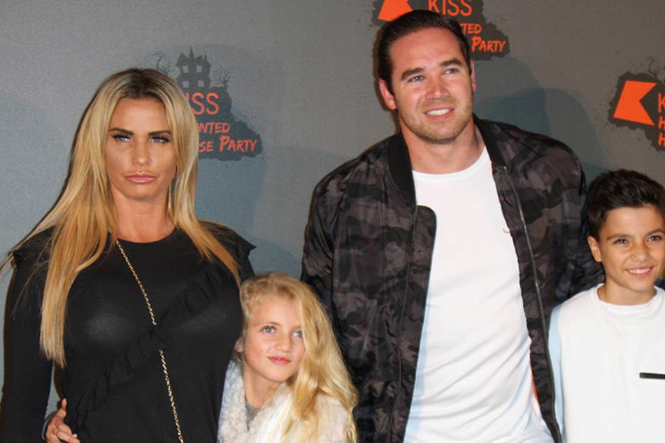 Bekommt Katie Price ein weiteres gemeinsames Kind mit ihrem dritten Ehemann Kieran Hayler?